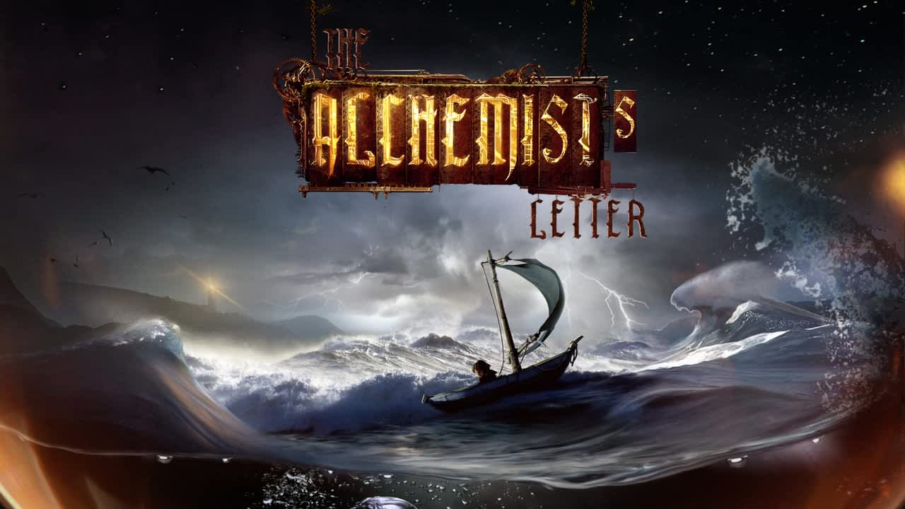 The Alchemist's Letter