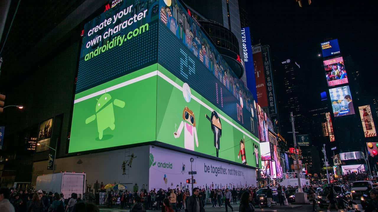 Google: Androidify