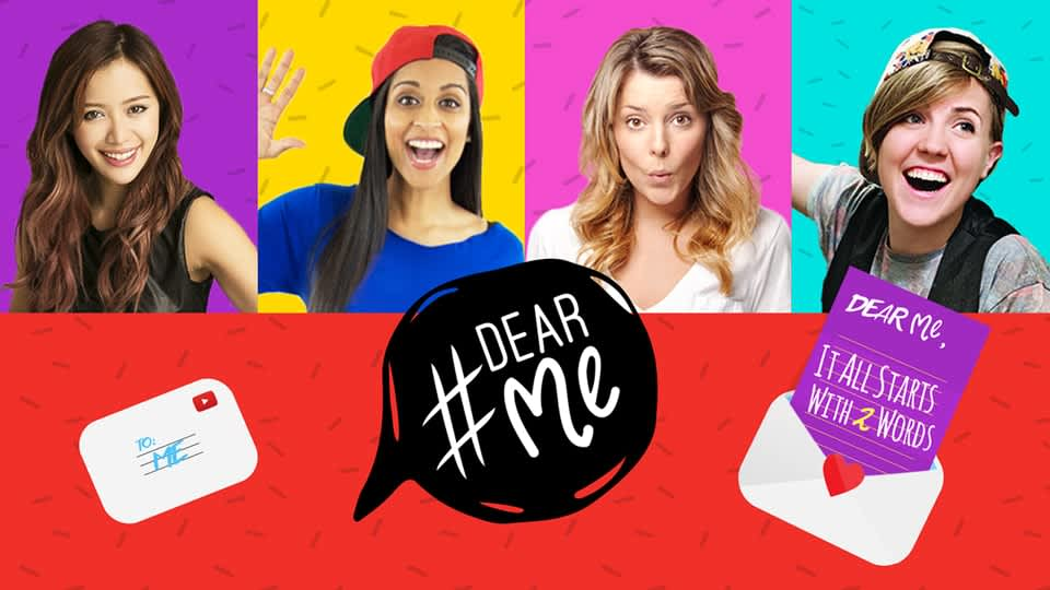 YouTube - #DearMe