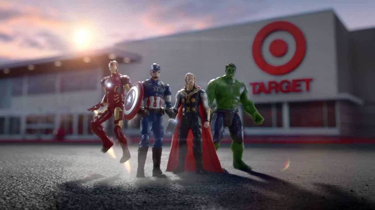 Avengers for Target