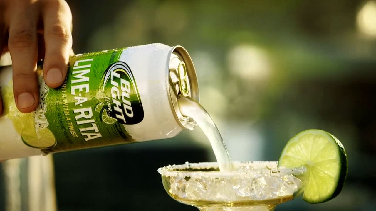 "Bud Light ""Lime-a-Rita"""