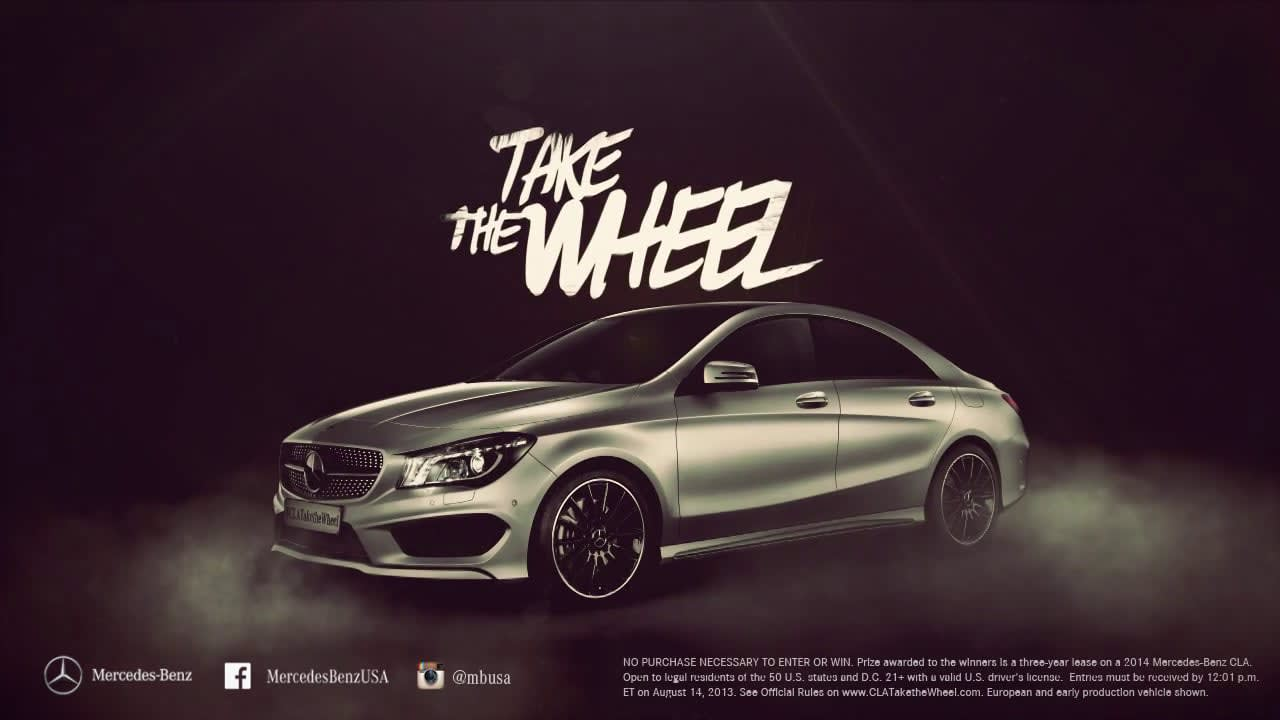 "MBUSA ""Take The Wheel"""