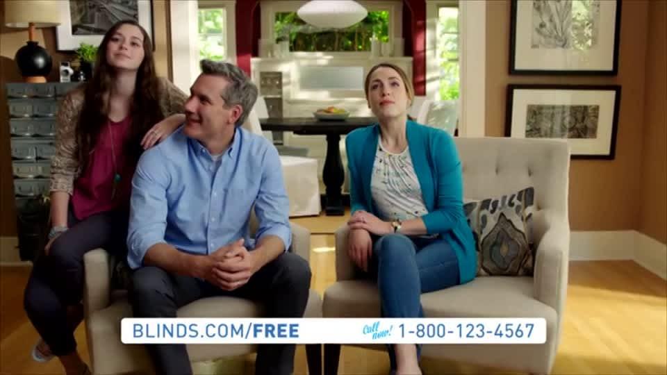 Blinds.com DRTV spot