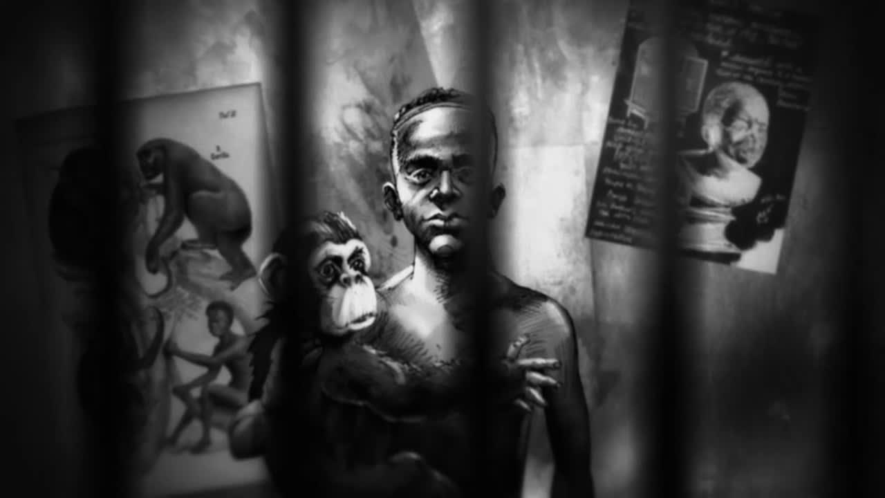 Ota Benga - Documentary movie
