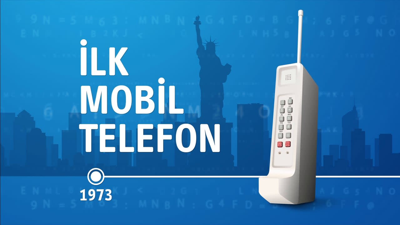 Turkcell - History of Mobile Phones
