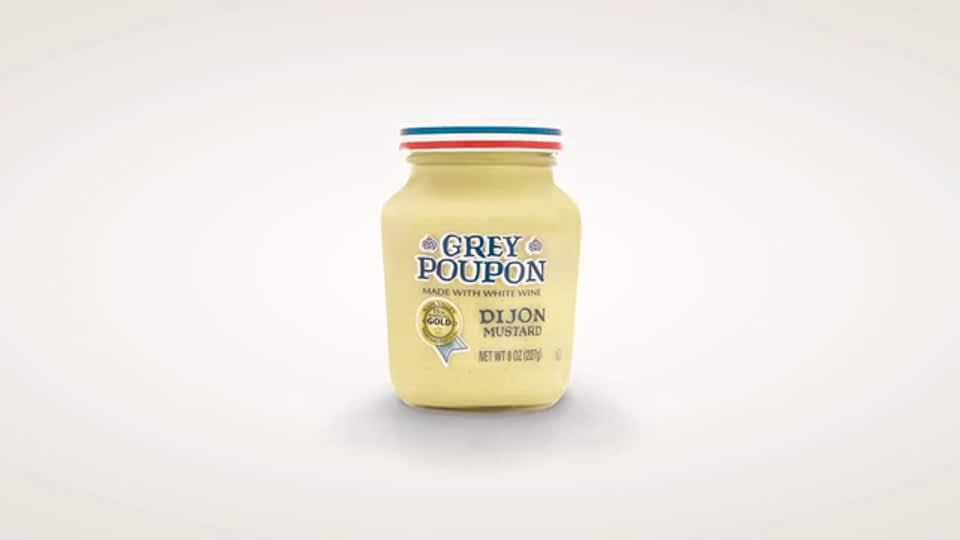 "Grey Poupon ""Society of Good Taste"""