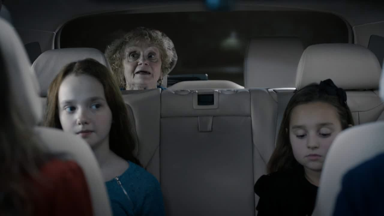 BMW - X5 Back Backseat Driver