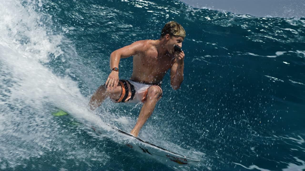 VISA Surfer