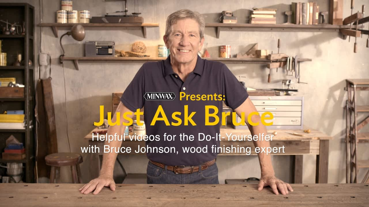 """""""Just Ask Bruce"""" How-To Videos"""