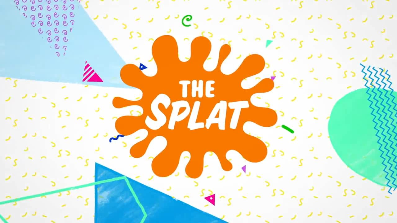 "Nickelodeon's ""The Splat"" 90's TV Show"