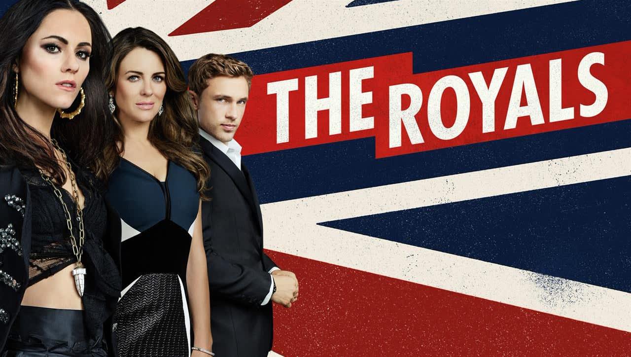 E! The Royals