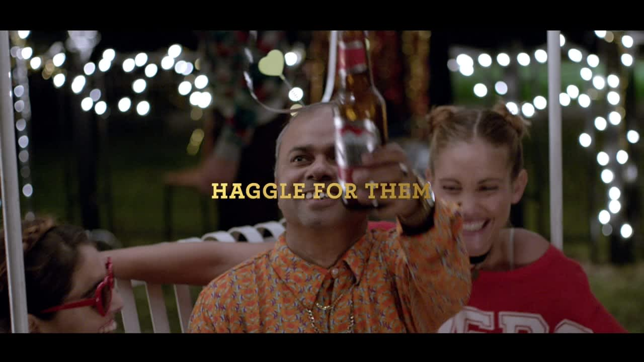 Andes 'Hagglers'