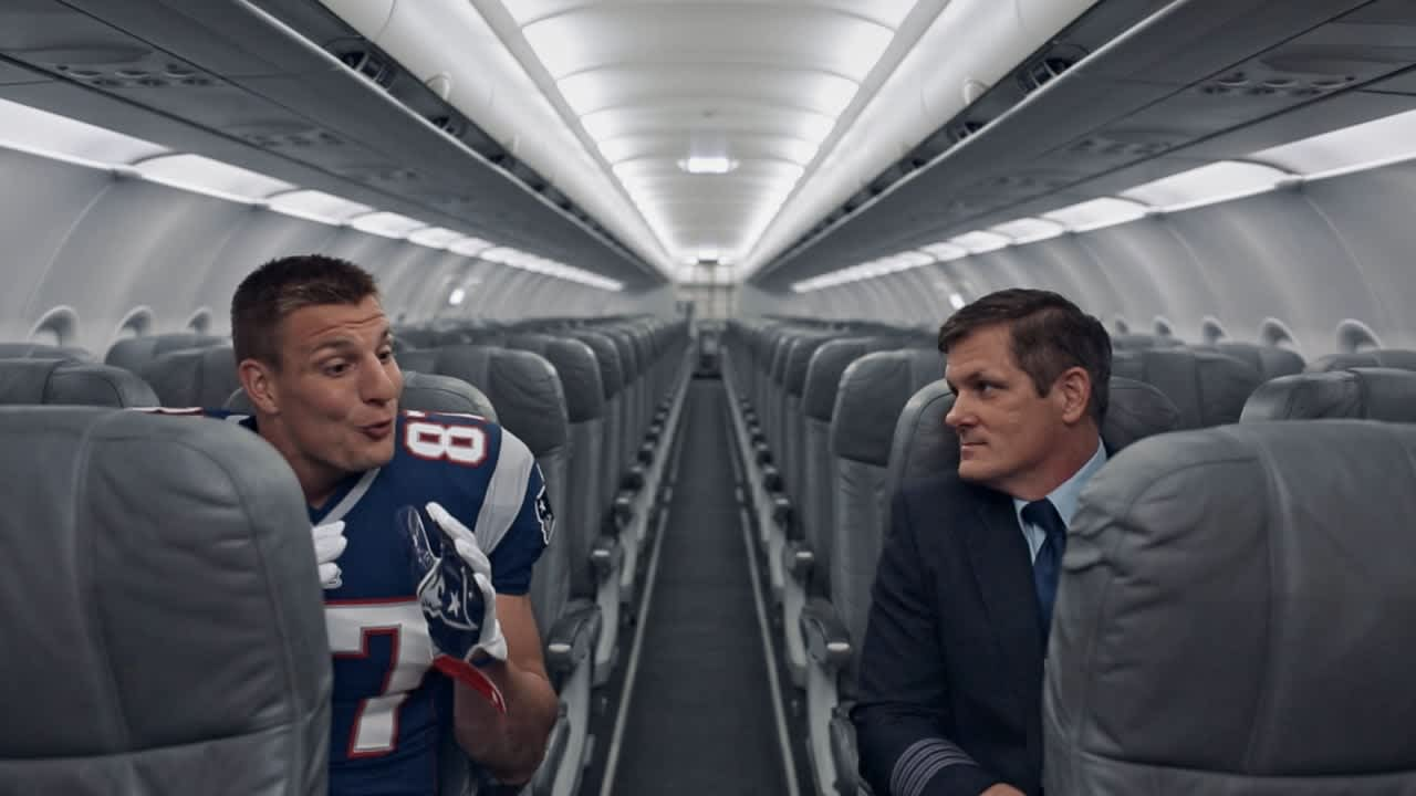 JetBlue: Gronk Wants to Fly