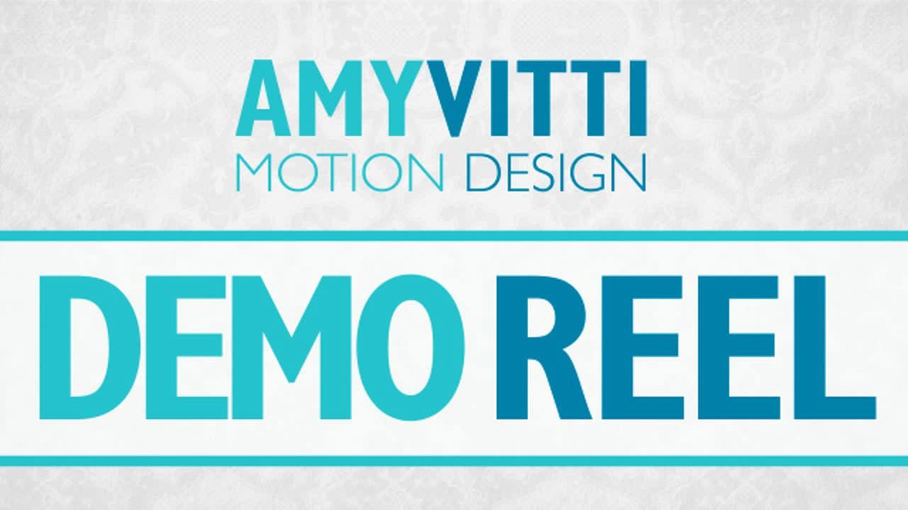 Motion Graphic Demo Reel