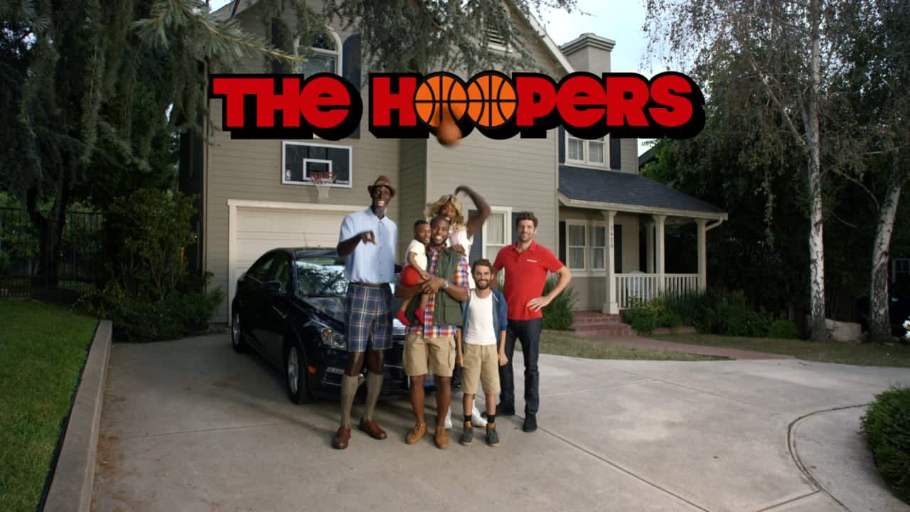 """Stater Farm NBA Sponsorship Commercials - """"The Hoopers"""""""