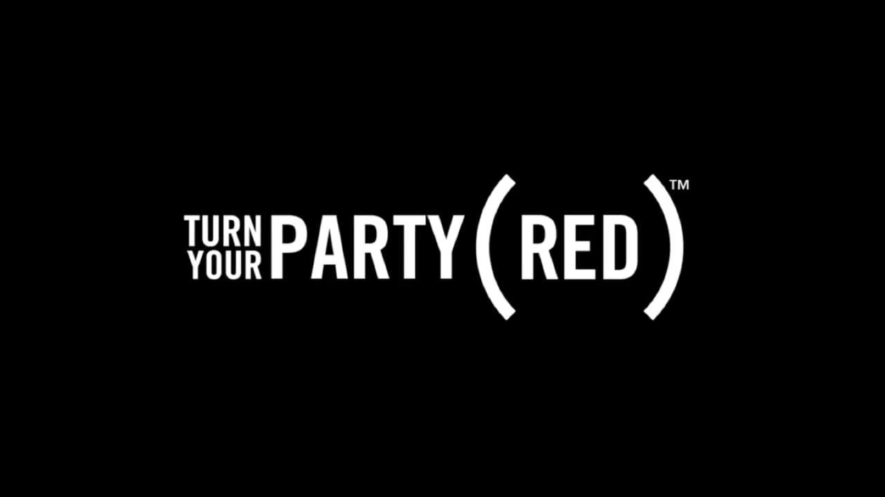 PARTY (RED), SAVE LIVES