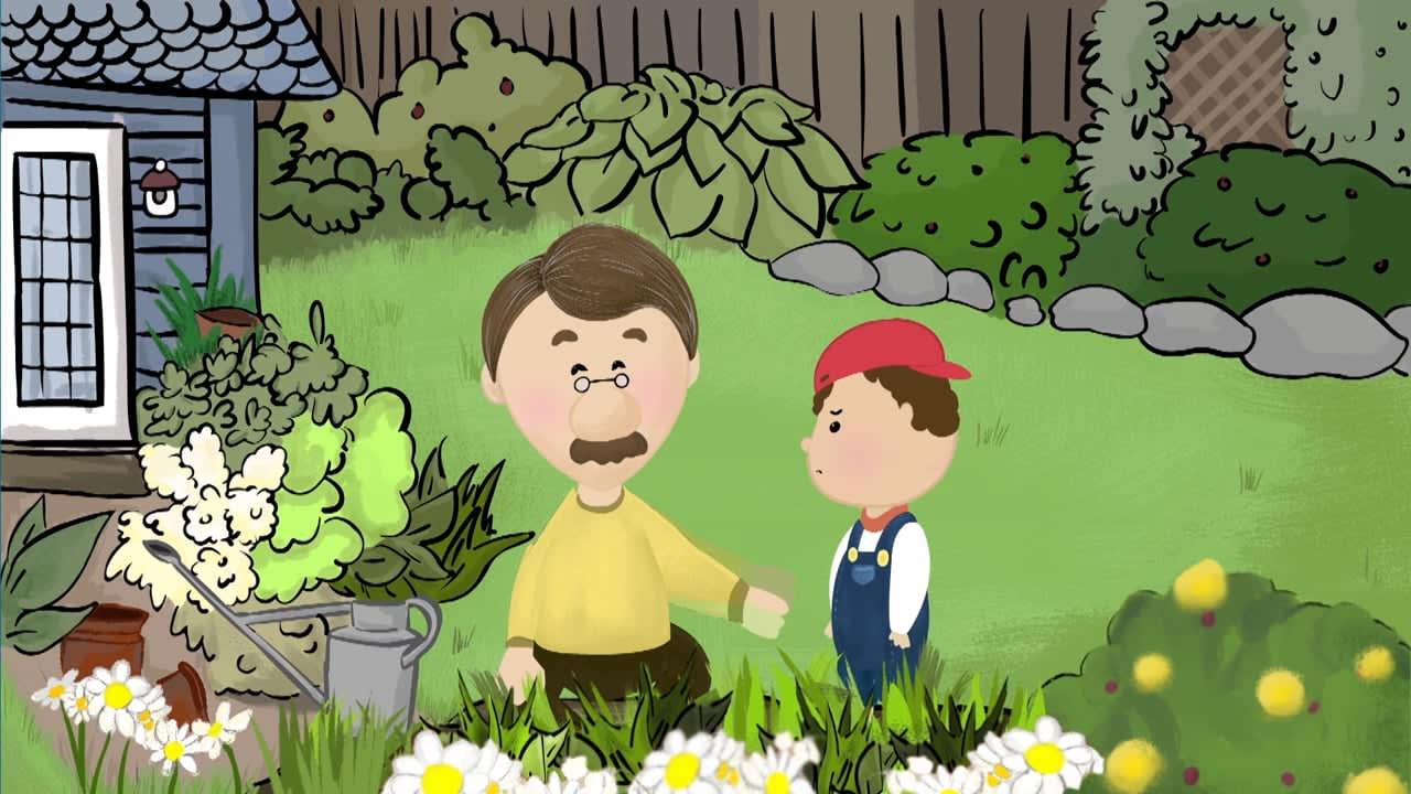 """Leo's Garden"""