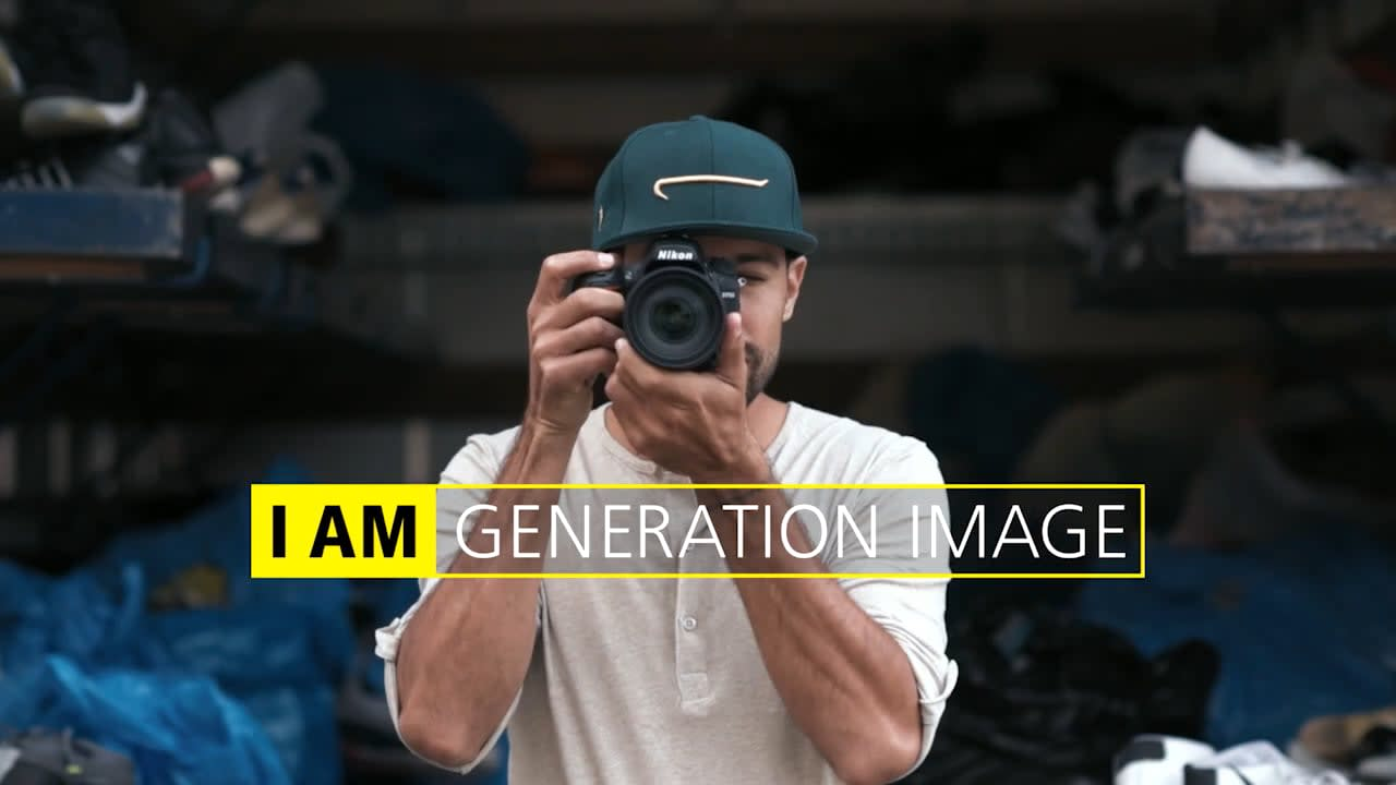 I Am Generation Image