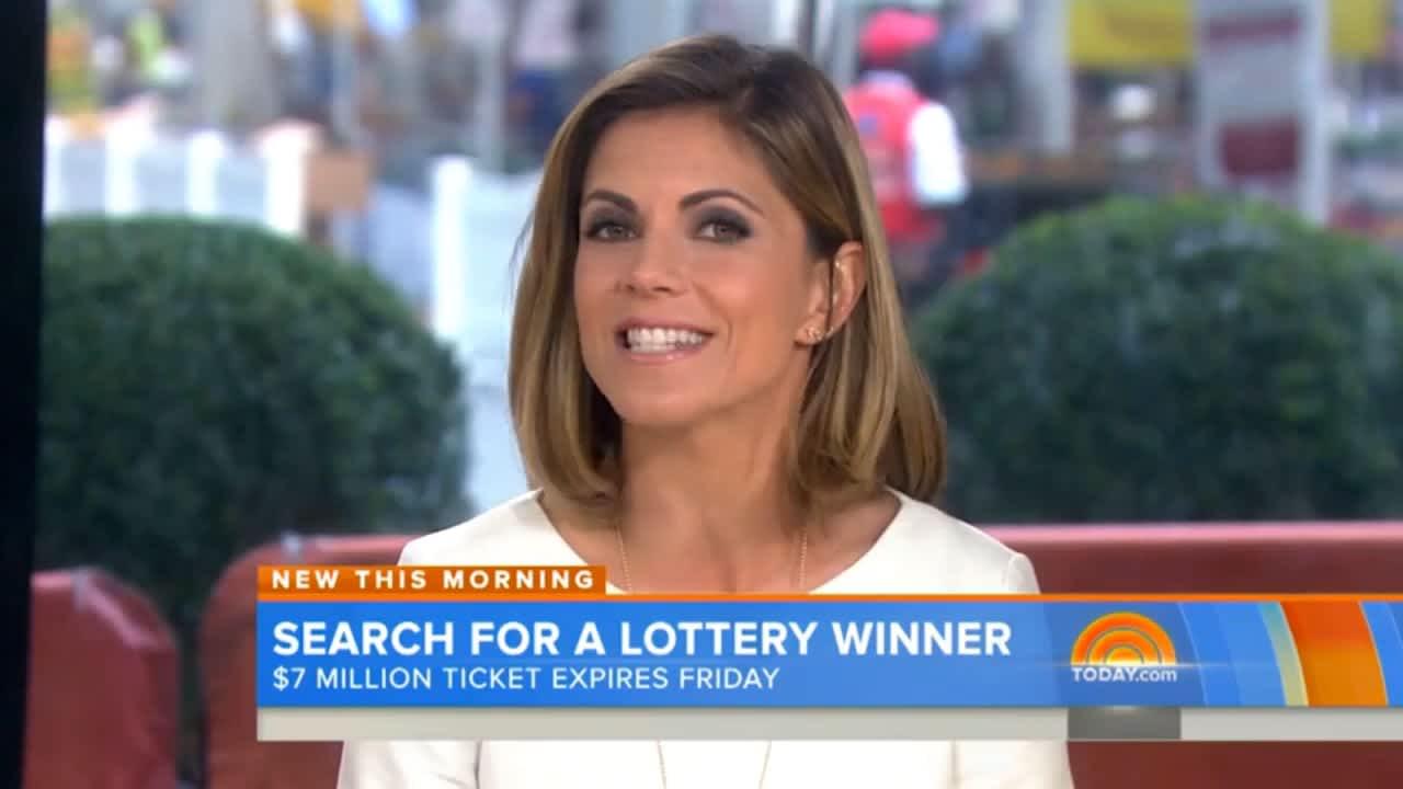 """New York Lottery """"Missing Winner"""""""