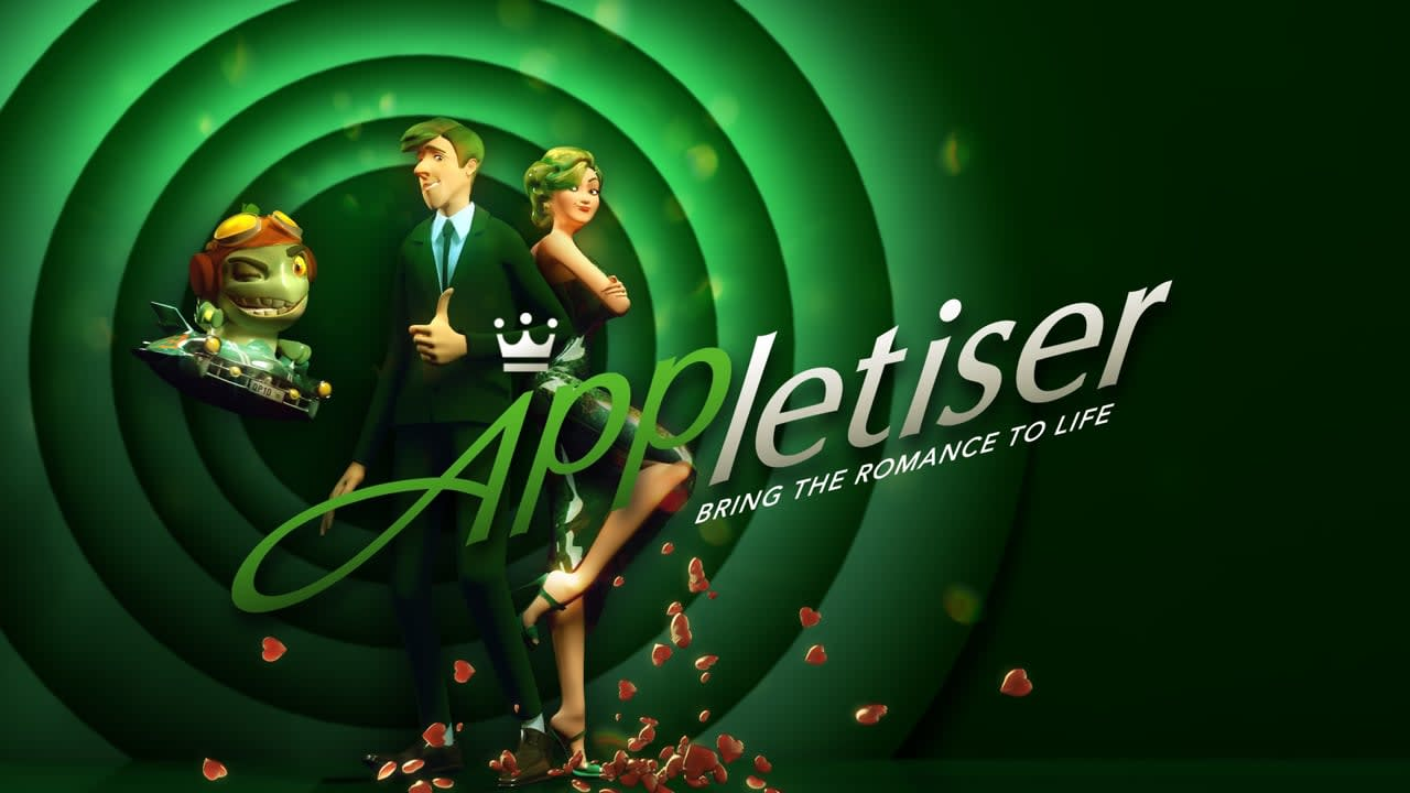 Appletiser: Augmented Reality