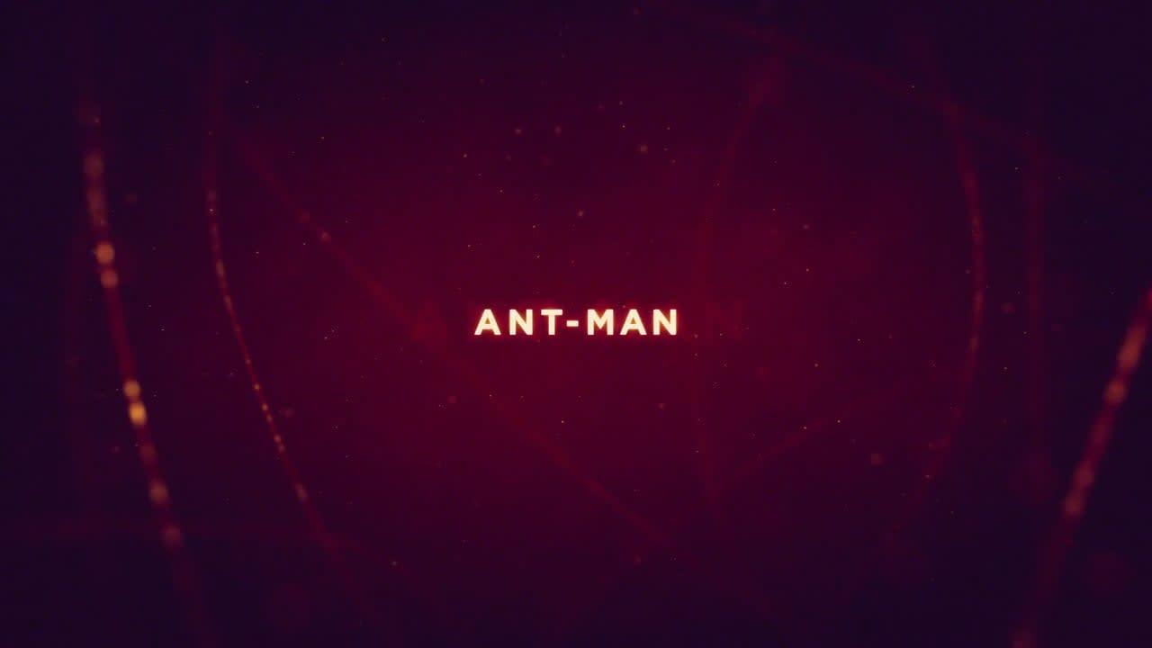 "Ant-Man ""Main Titles"""