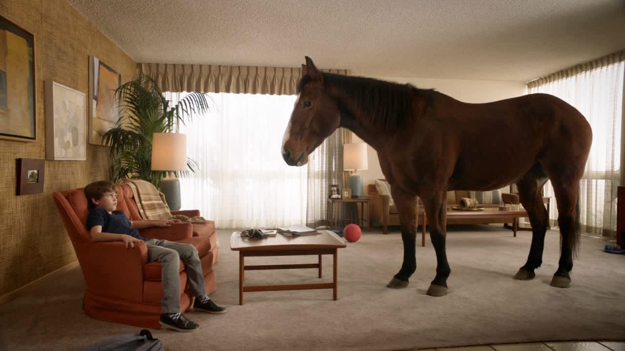 """""""Horse"""" :30 SKIPPY P.B. Bites"""