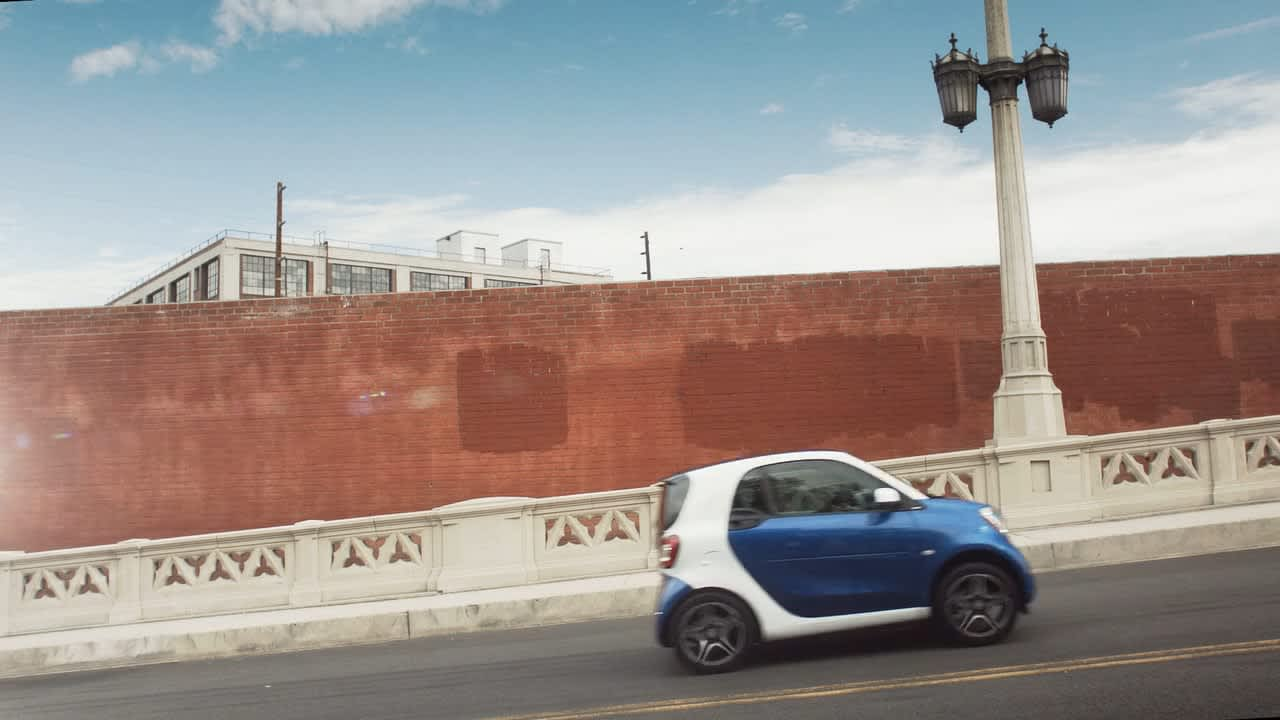 All-new smart fortwo Video Brochure