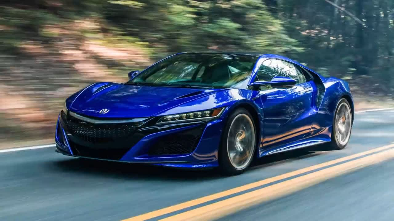 Acura | NSX: The Motion Picture