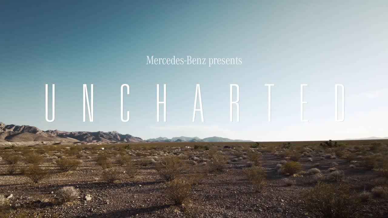 Uncharted #Mercedes-Benz