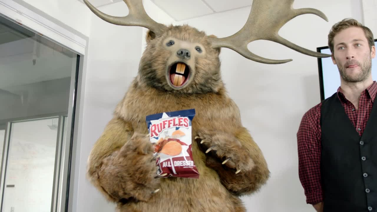 """Ruffles """"All Dressed"""" Launch"""