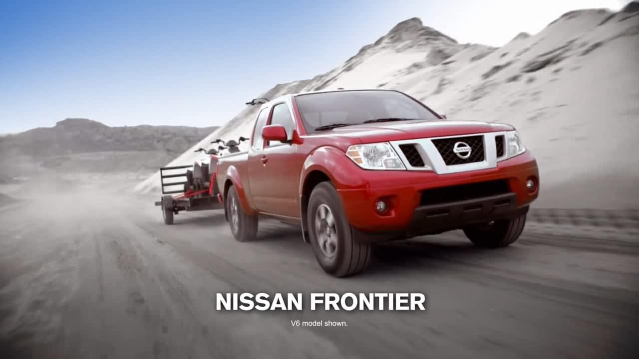 TV: Nissan Frontier