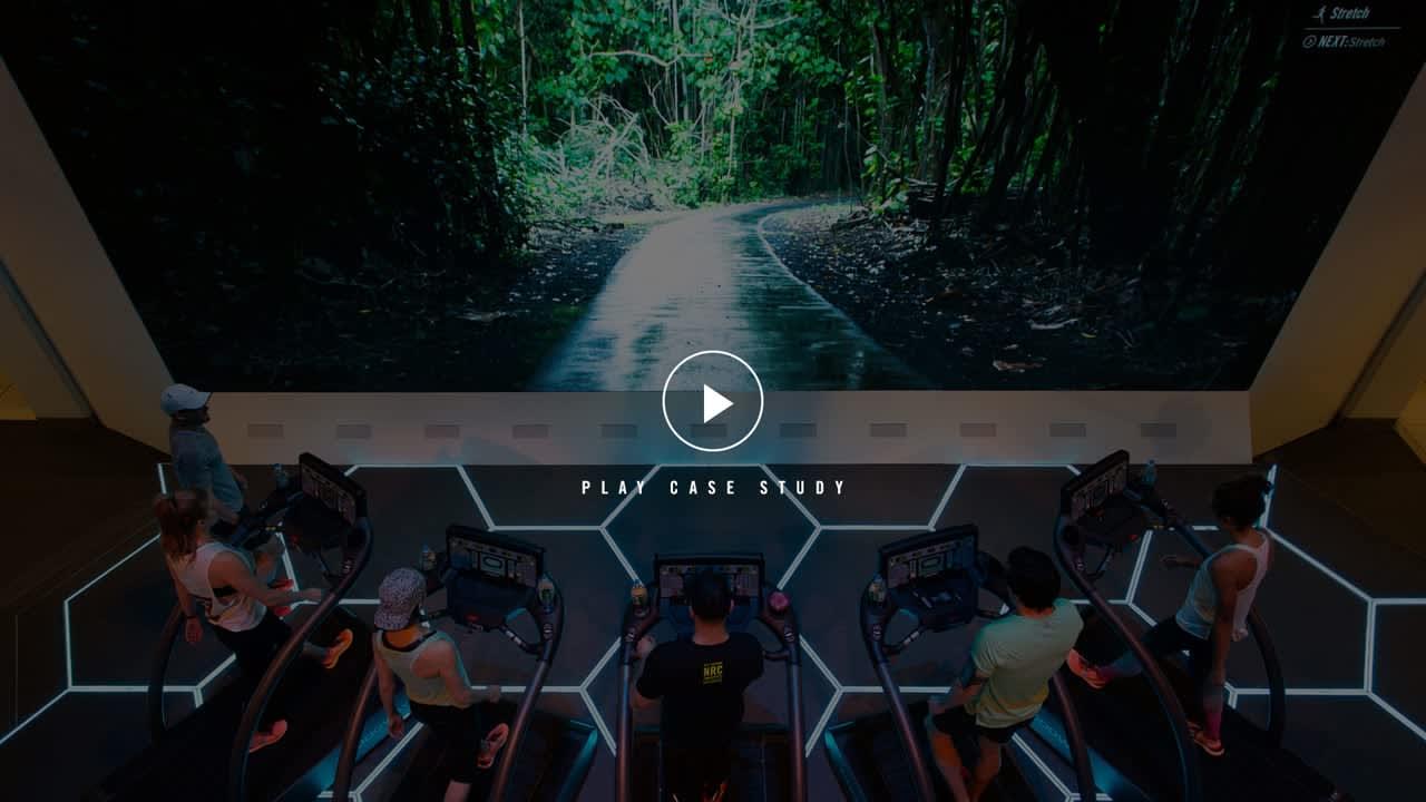 Nike Running - Force of Nature Run