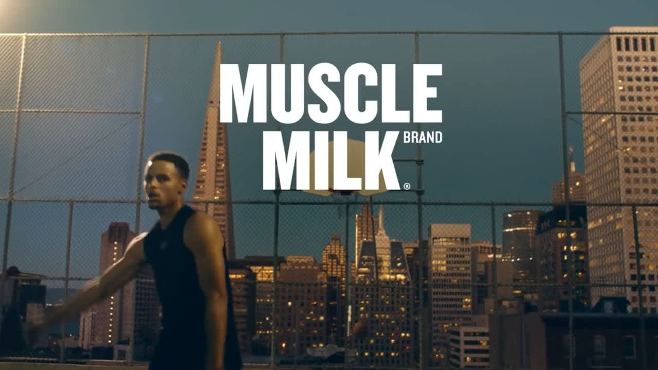 Muscle Milk- Stronger Everyday