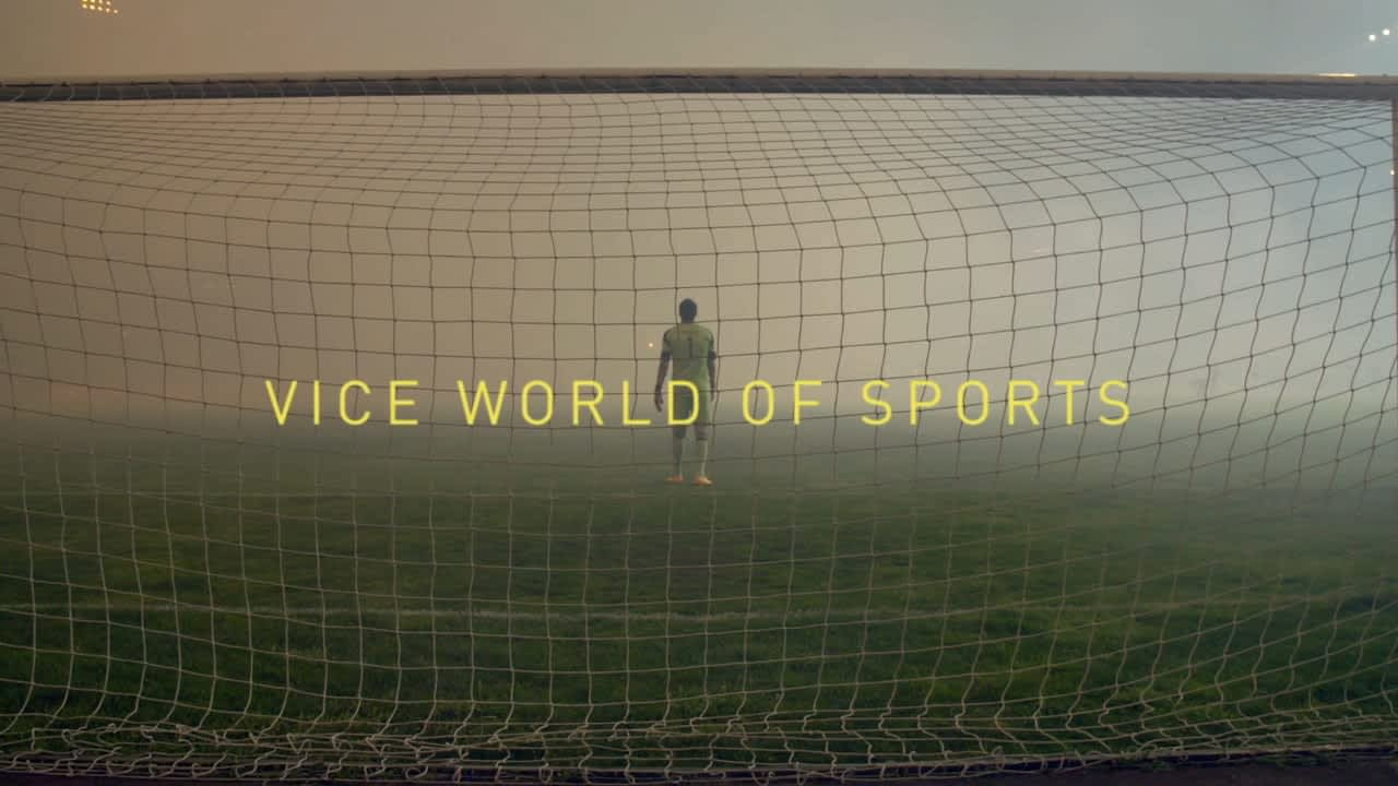 VICE World of Sports - Title Sequence + Graphics