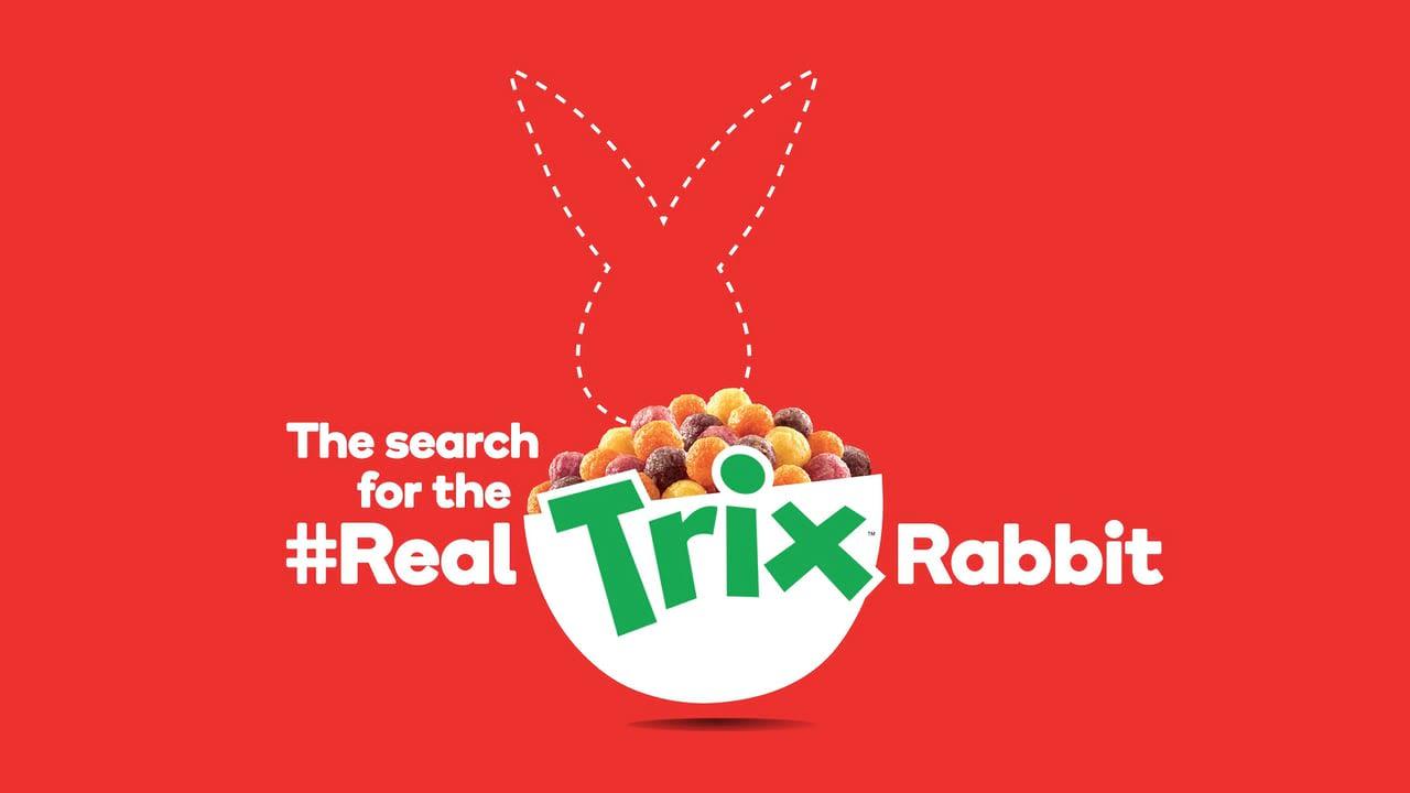 "General Mills ""The Real Trix Rabbit"""