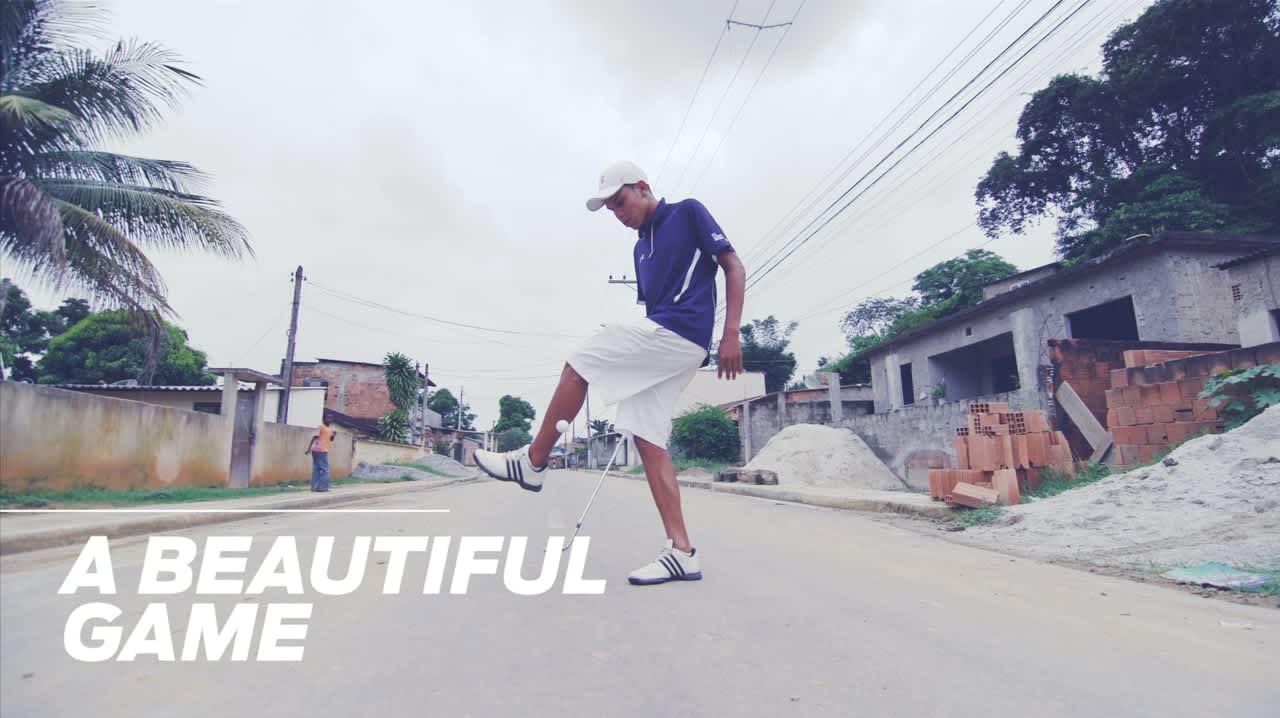 Golf Films Presents: A Beautiful Game