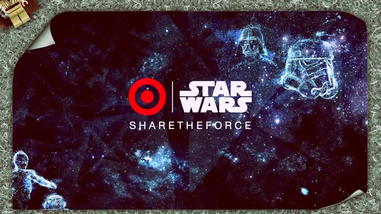Share the Force | Target & Star Wars