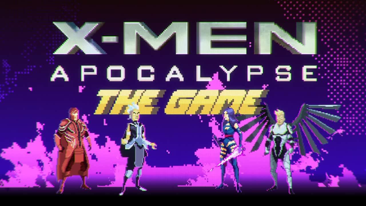 Adult Swim - X-Men Apocalypse