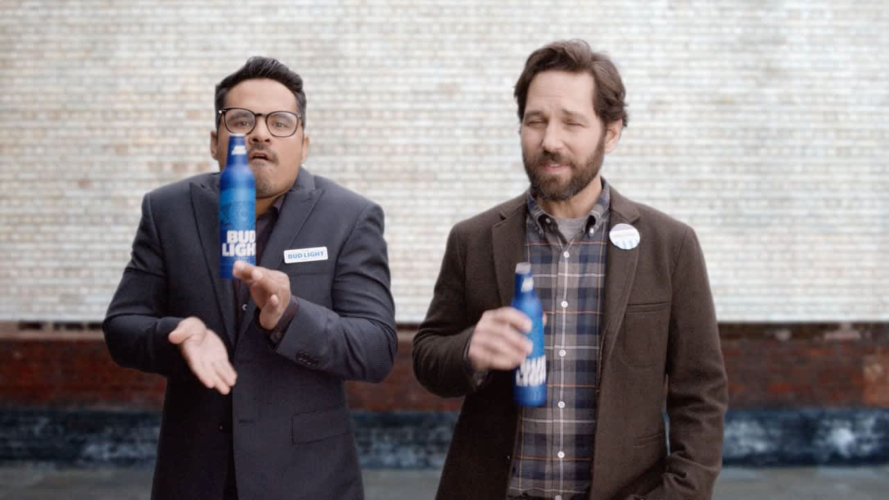 "Bud Light ""Rudd & Peña"""