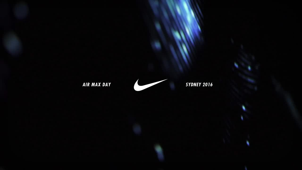 Nike Air Max Day 2016 Projection