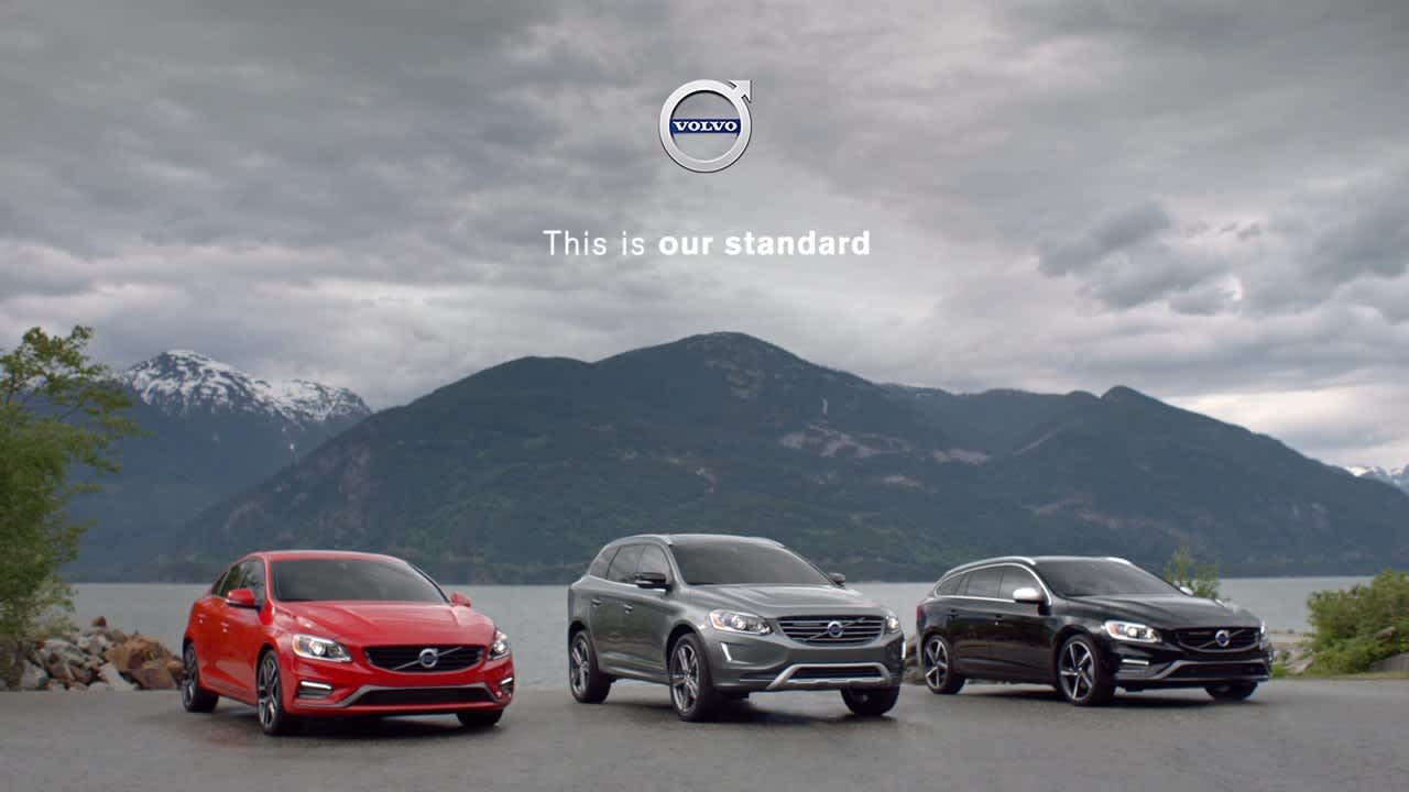 Volvo - This is our standard