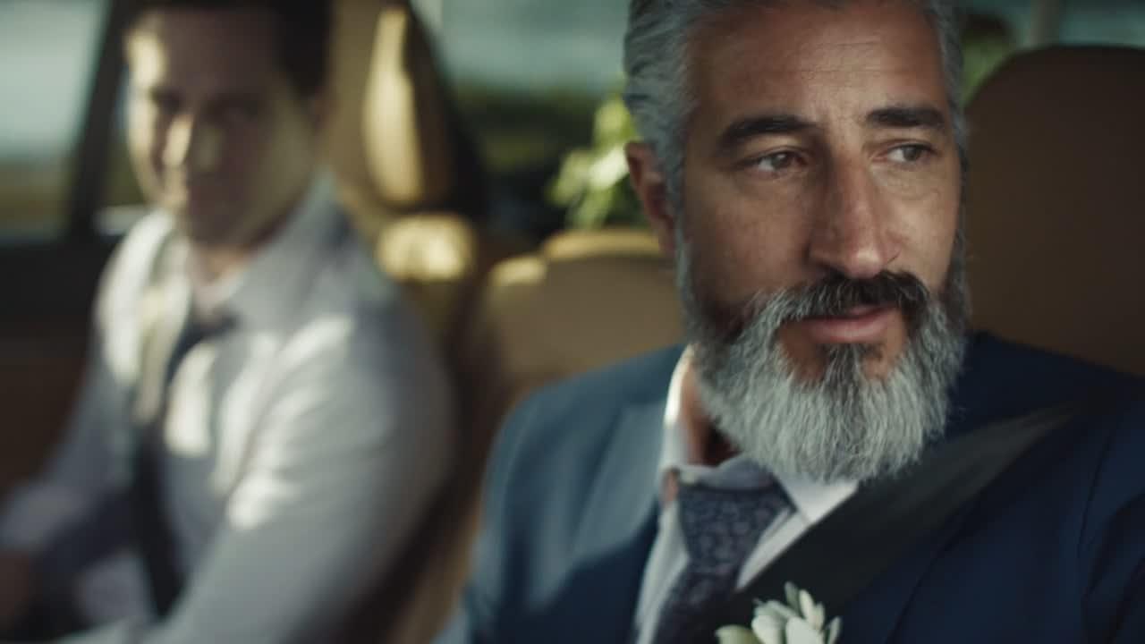 Volvo 'Wedding'