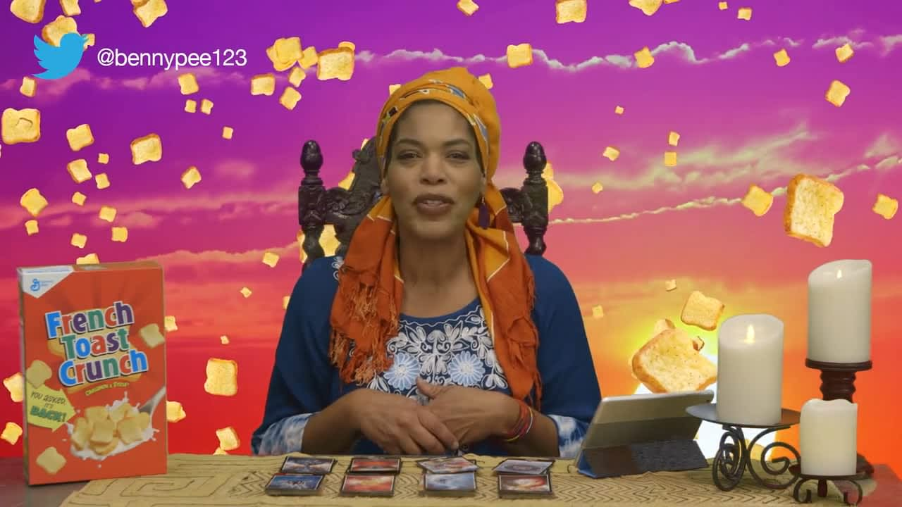 """French Toast Crunch """"The Return of Miss Cleo"""""""