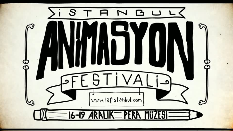 Istanbul Animation Festival commercial.