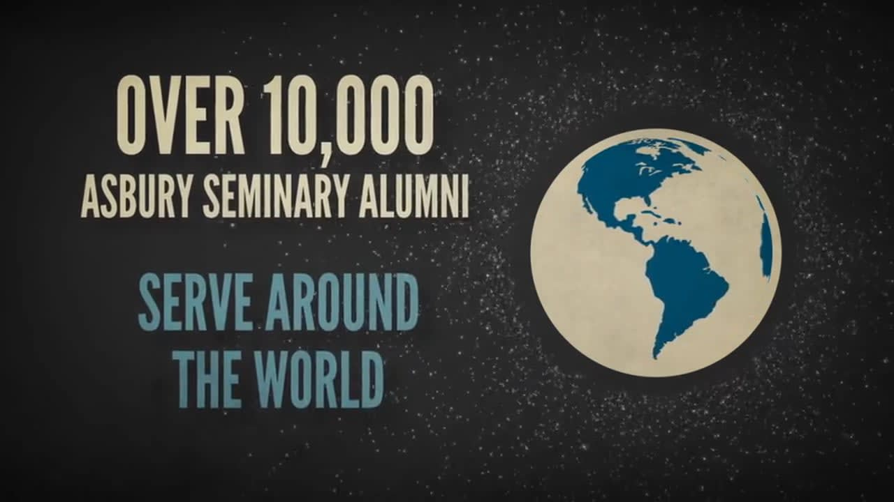 Asbury Theological Seminary: Sunday Seminary