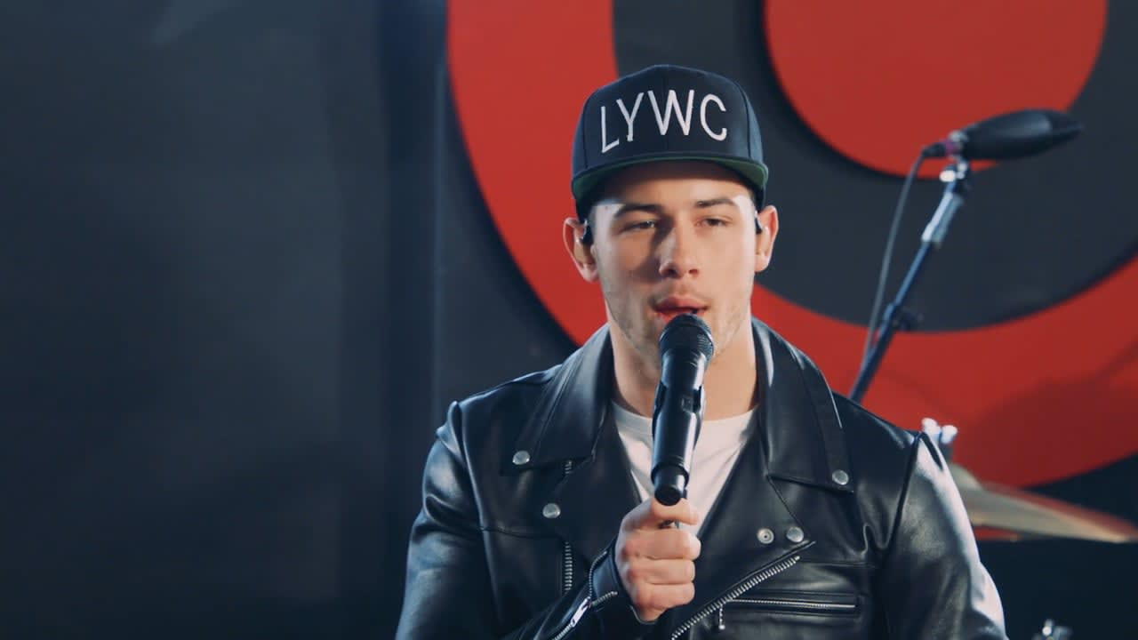 Nick Jonas Album Release