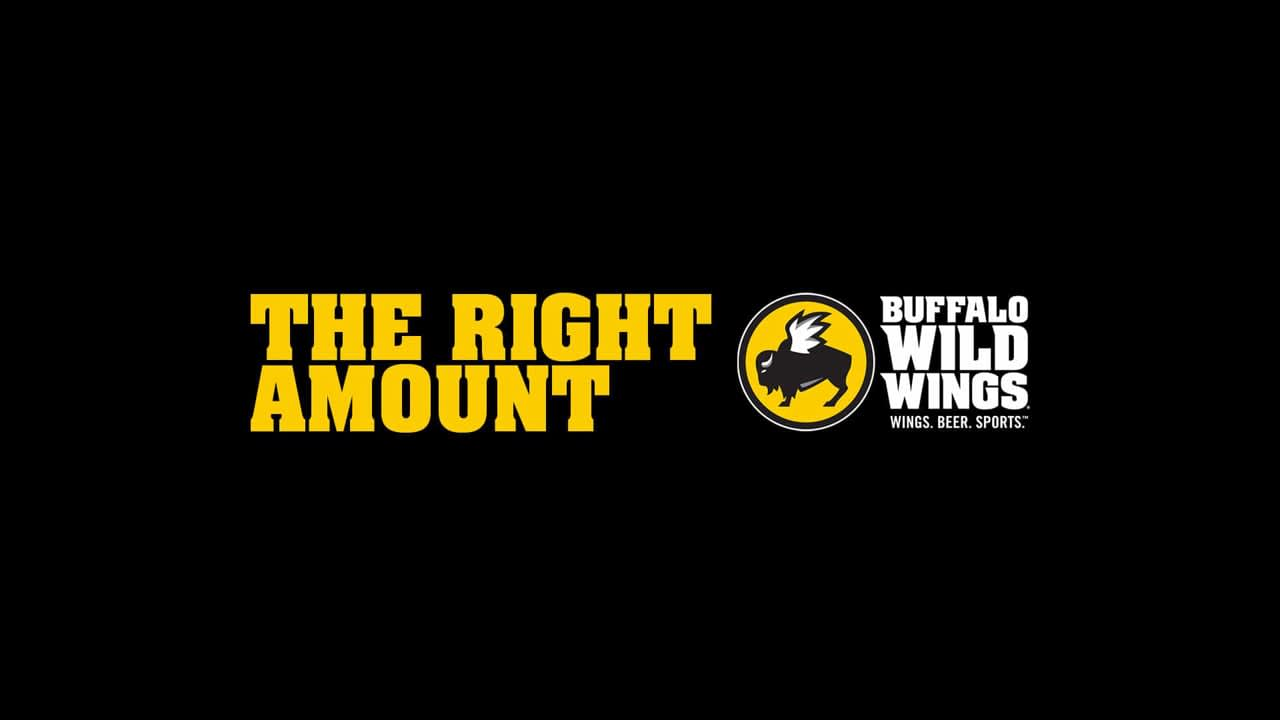 "Buffalo Wild Wings ""We Do It For You"""
