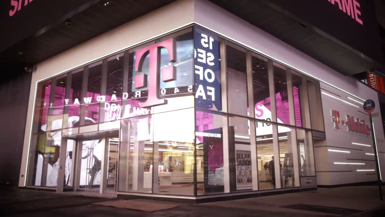 T-Mobile Flagship Stores