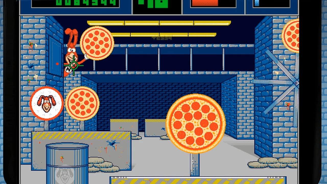 Domino's Noid's Super Pizza Shootout