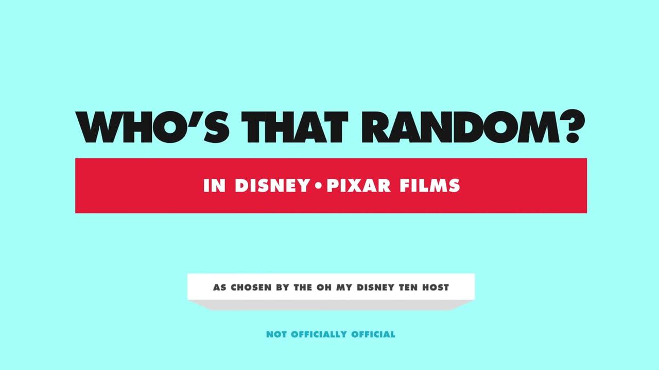 """Disney Interactive, """"The Ten"""" - Digital Series"""
